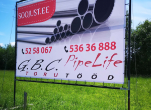 Pipelife banner