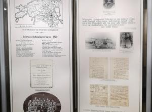 Kreutswaldi muuseumi stendide uuendused