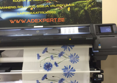 Tekstiilile printimine